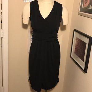 NWT Sleeveless Black Vera Wang Dress